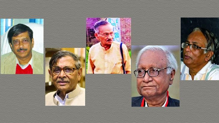 Five get 'Bishwa Bangali Puraskar-2019'
