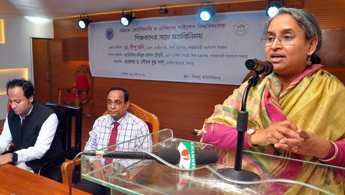 Dipu against politics diverting unis from their main purpose