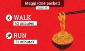 Exercise tips to burn off calories after consuming your favourite junk food