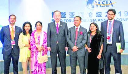 PM lauded for Bangladesh economic growth   2019-03-31