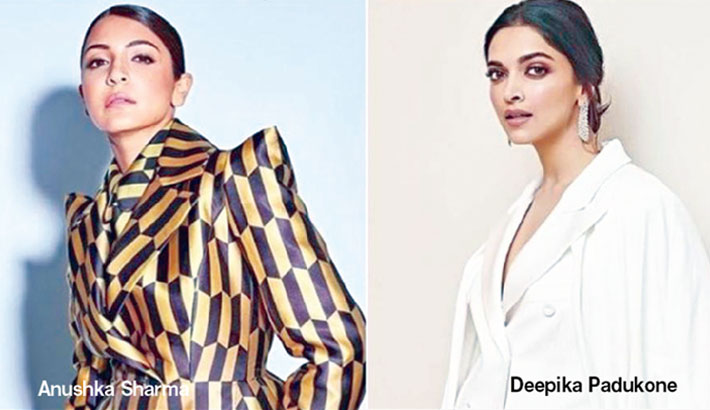 Deepika showers Anushka with love and compliments on her latest pics