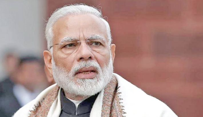 Nation loves chowkidar, doesn't want kings: Modi