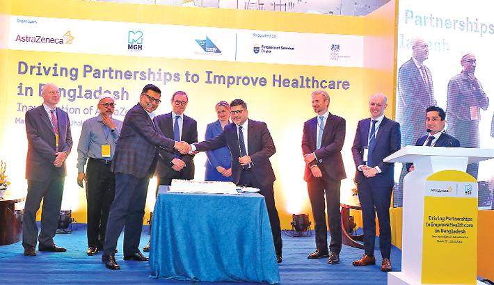 MGH Healthcare To Bring Life-Saving Medicines For Bangladeshi Patients