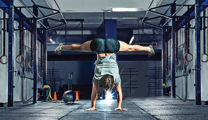 Mastering Handstand