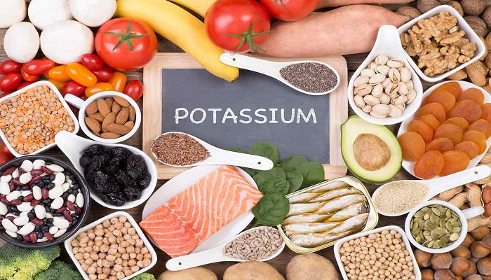 Why potassium is so important for our health