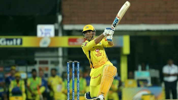 Dhoni turns IPL tables as Rajasthan Royals fall to third defeat