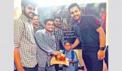 NSUSSC distributes education essentials among underprivileged children