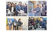 Ukraine's presidential election