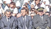 Ceremony in tribute to World War II resistance fighters killed