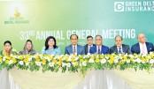 Green Delta   Ins declares  dividends