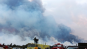 Forest fire burns thousands of acres in New Jersey Pinelands