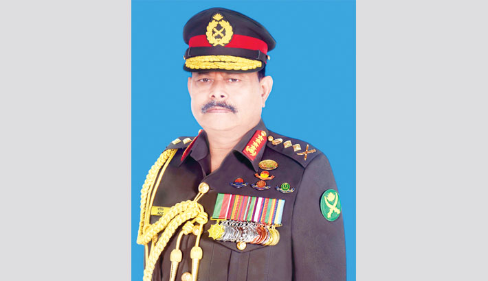 Army chief leaves for Singapore tomorrow