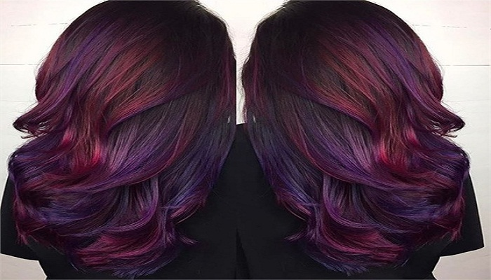 Five tips to dye your hair