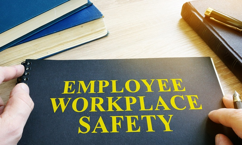 Ensure employee safety at your office space