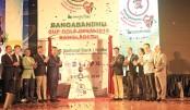 Bangabandhu Cup Golf Open trophy unveiled