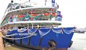 River cruise between Dhaka and Kolkata