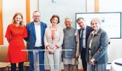 Yunus launches marketplace  platform to offset carbon emissions
