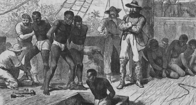 Last survivor of US slave ships discovered