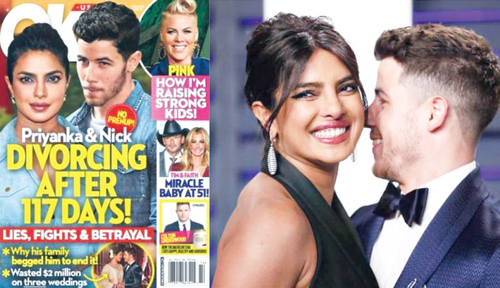 Priyanka, Nick may sue magazine for slanderous article