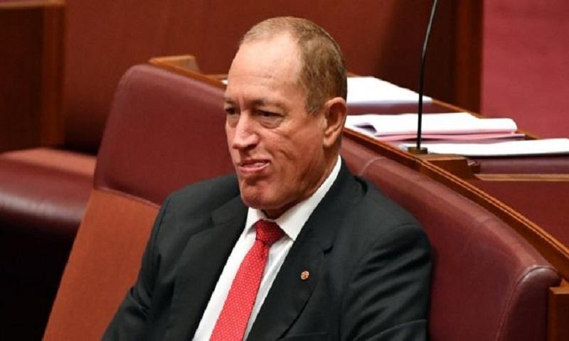 Fraser Anning: Australian MP censured for 'appalling' Christchurch remarks