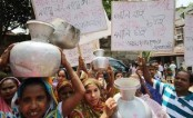 Water crisis sparks protest in Jatrabari