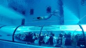 World's deepest pool to open in Poland