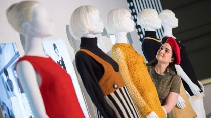 London exhibition celebrates mini-skirt pioneer Mary Quant