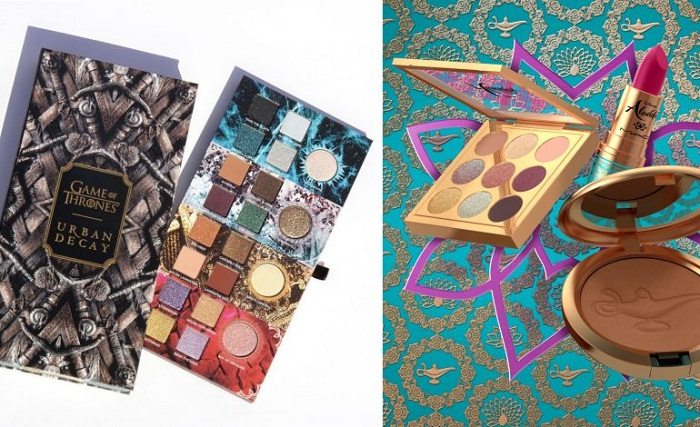 Game of Thrones makeup collections inspired by TV and film