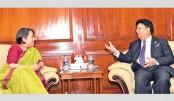 'Bangladesh, India enjoying excellent relationship'