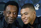 Pele frequently admitted to hospitals   last few years