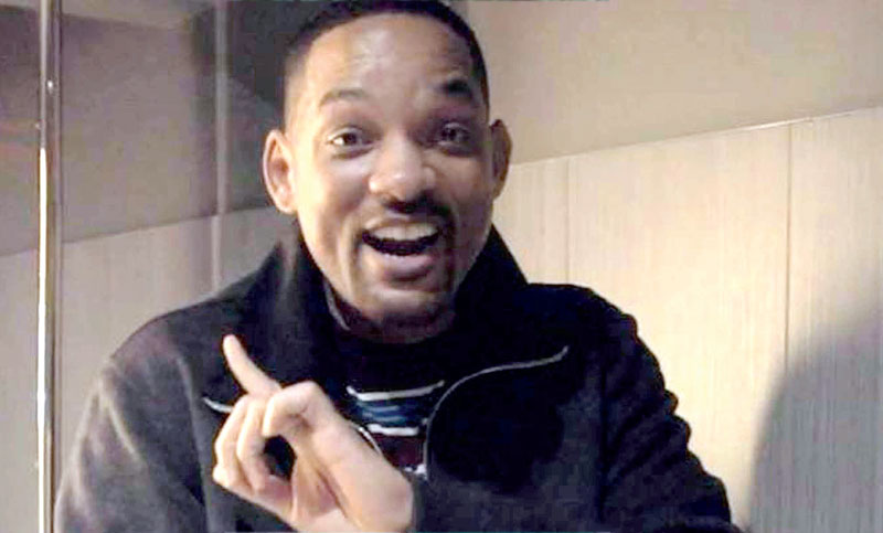 Will Smith's latest episode of Bucket List is about Bollywood
