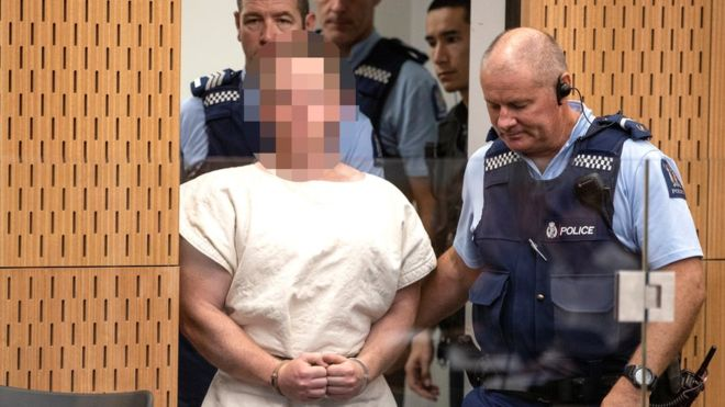 Judge orders mental health tests for accused mosque shooter