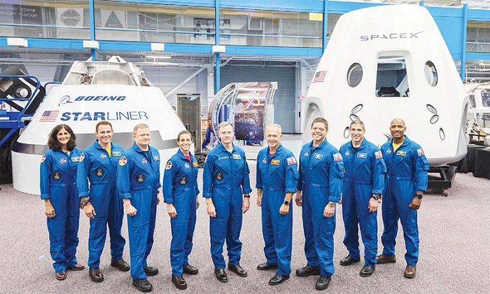More delays for Boeing's new space capsule for astronauts