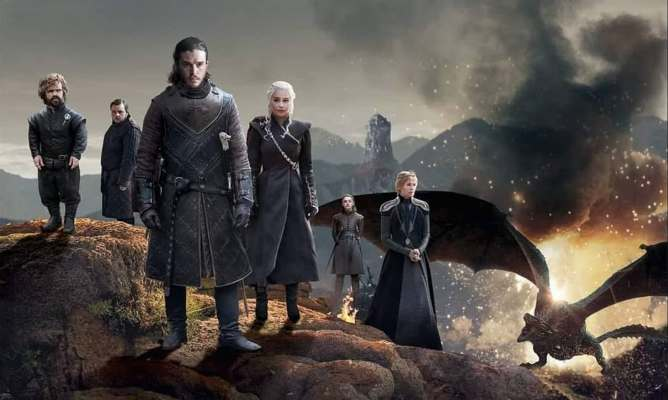 'Game of Thrones' author to discover TV ending to his saga