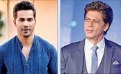 Shah Rukh Khan encourages Varun for Kalank