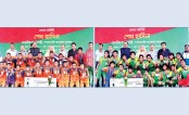 Horipur, Pachrukhi clinch Bangabandhu, Bangamata Gold Cup titles