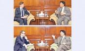 US Ambassador to Bangladesh Earl R Miller