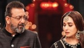 Sanjay Dutt shares screen with Madhuri in Kalank after 21 years