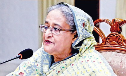 Rohingya repatriation thru discussions: PM