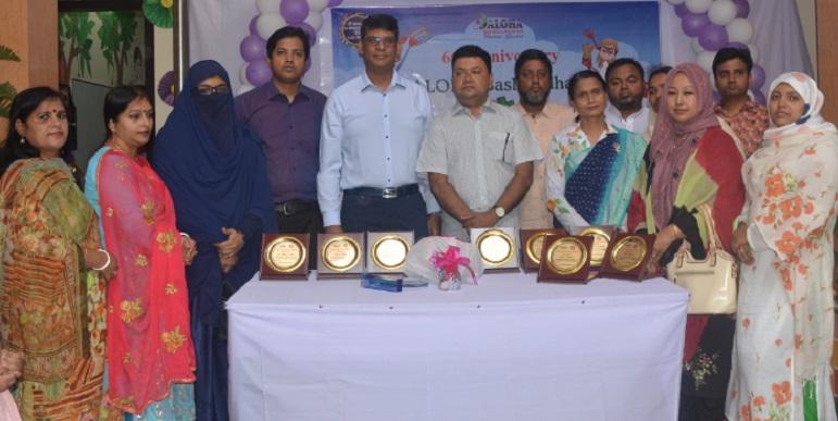 ALOHA Bangladesh, Bashundhara!! celebrates sixth anniversary