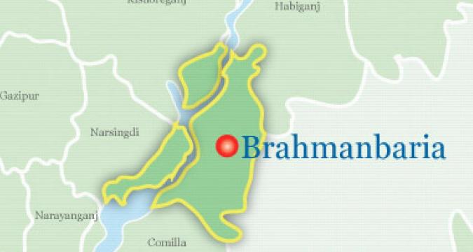 Ashuganj UZ chairman's car attacked: Village cop killed