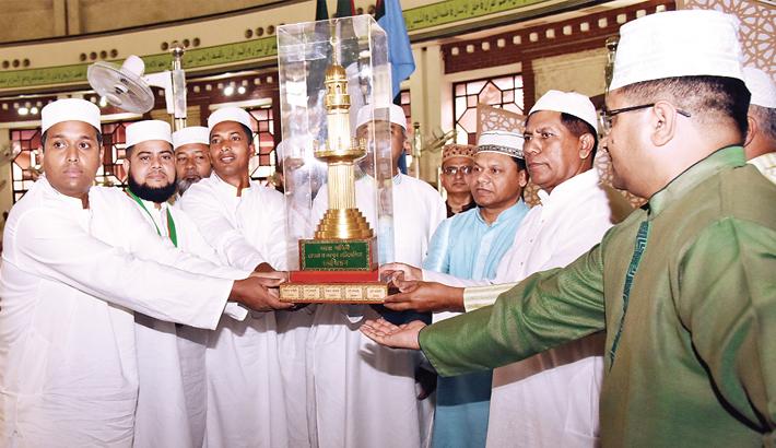 Inter-Service Qirat, Azan contest prizes distributed