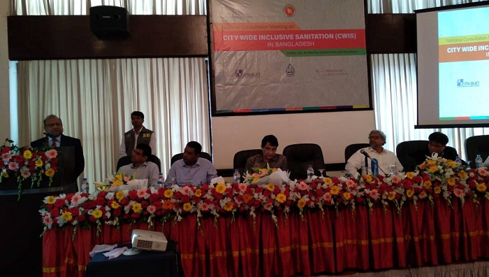 Emphasise modern sanitation system in cities to achieve SDG: Speakers