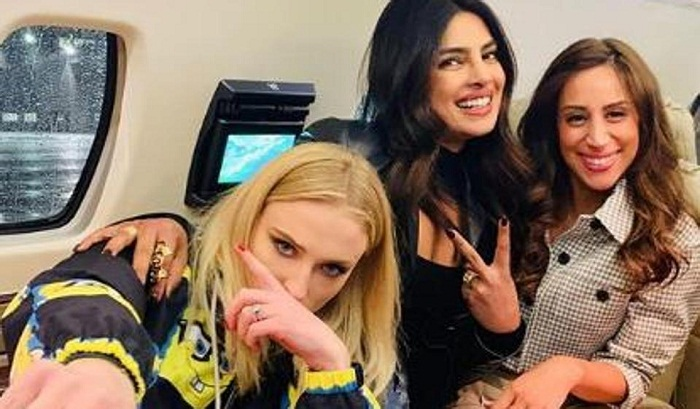 Priyanka Chopra shares new pics with her 'J sisters'