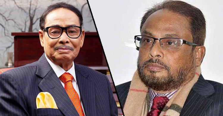 GM Quader to act as JP chief in Ershad's absence