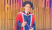 SRK gets honorary doctorate from University of Law, London