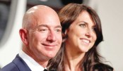 Bezos, wife reach biggest divorce deal in history