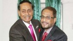 Ershad made GM Quader his party successor again