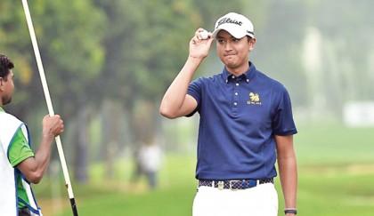 Sadom inches away from Bangabandhu Open title