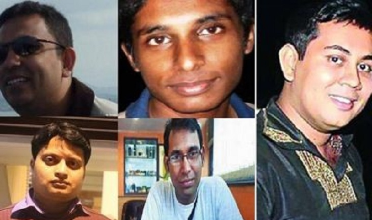 Bloggers' murder cases almost stuck